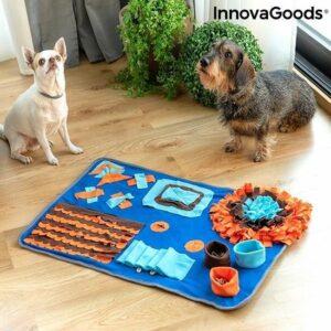 snuffelmat voor hond