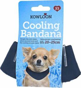 Cooling Bandana voor hond