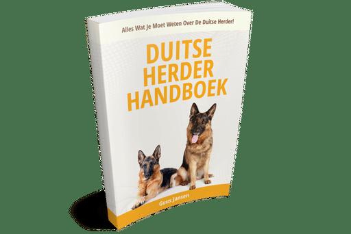 Handboek de Duitse herder