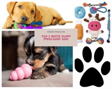 beste puppy speelgoed