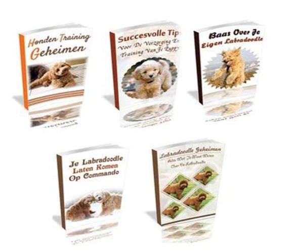bonus e-books Labradoodle geheimen