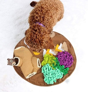 ALL FOR PAWS Huisdier Snuffle Mat